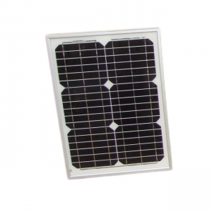 Солнечная панель монокристаллическая 12В 20Вт