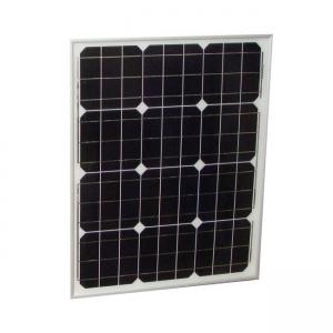 Солнечная панель монокристаллическая 12В 80Вт
